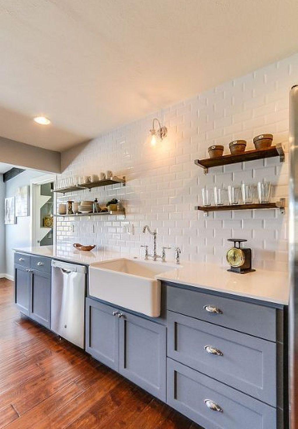 Awesome wonderful simple kitchen remodel ideas https centeroom also  interiors rh pinterest