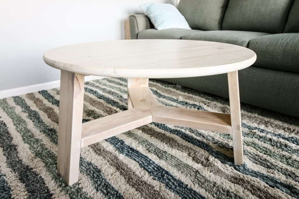 How To Build An Easy Modern Diy Coffee Table Coffee Table Geometric Coffee Table Diy Coffee Table