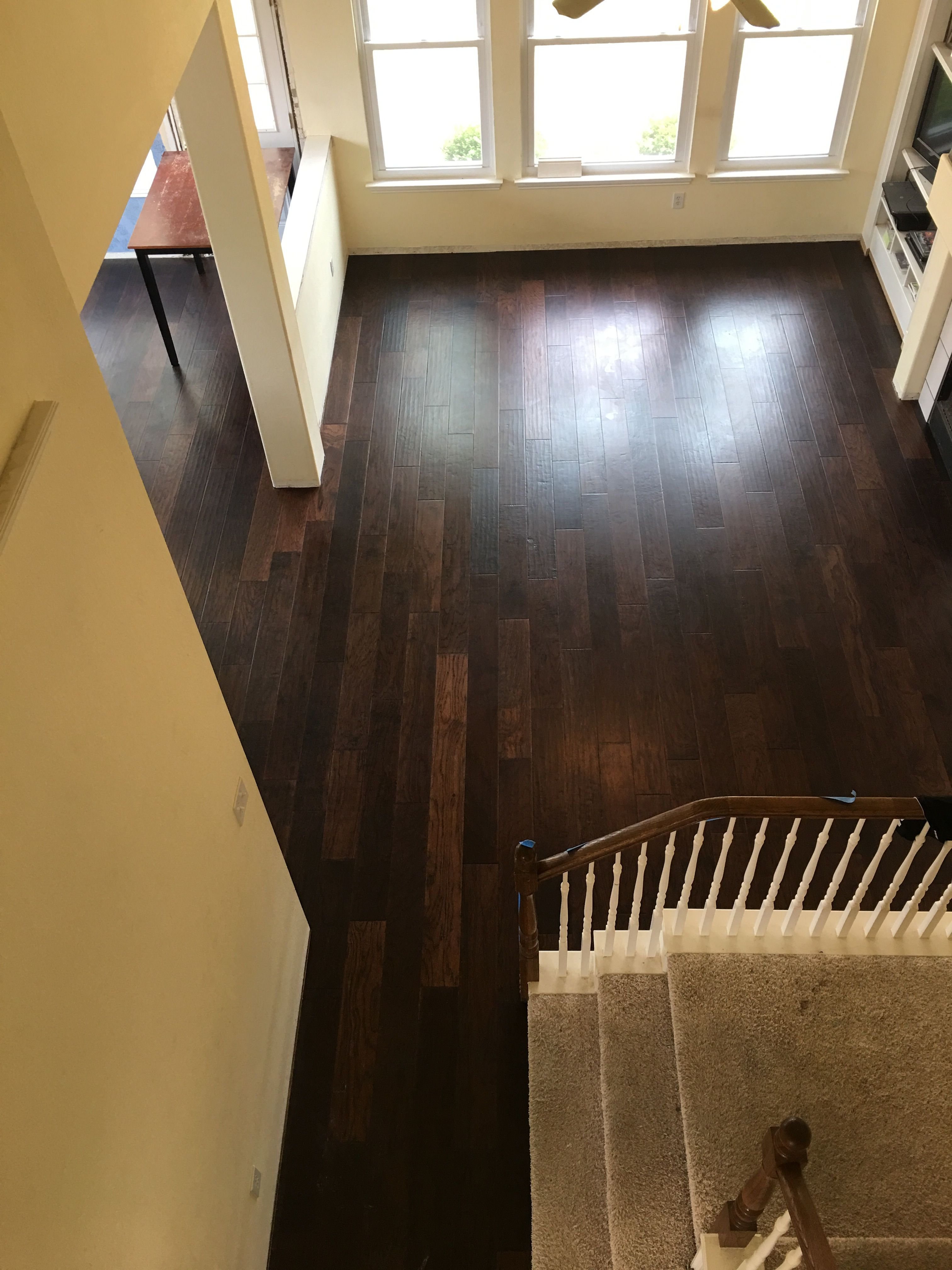 Elbrus Timberline Collection Hickory Color Dark Brown Hickory