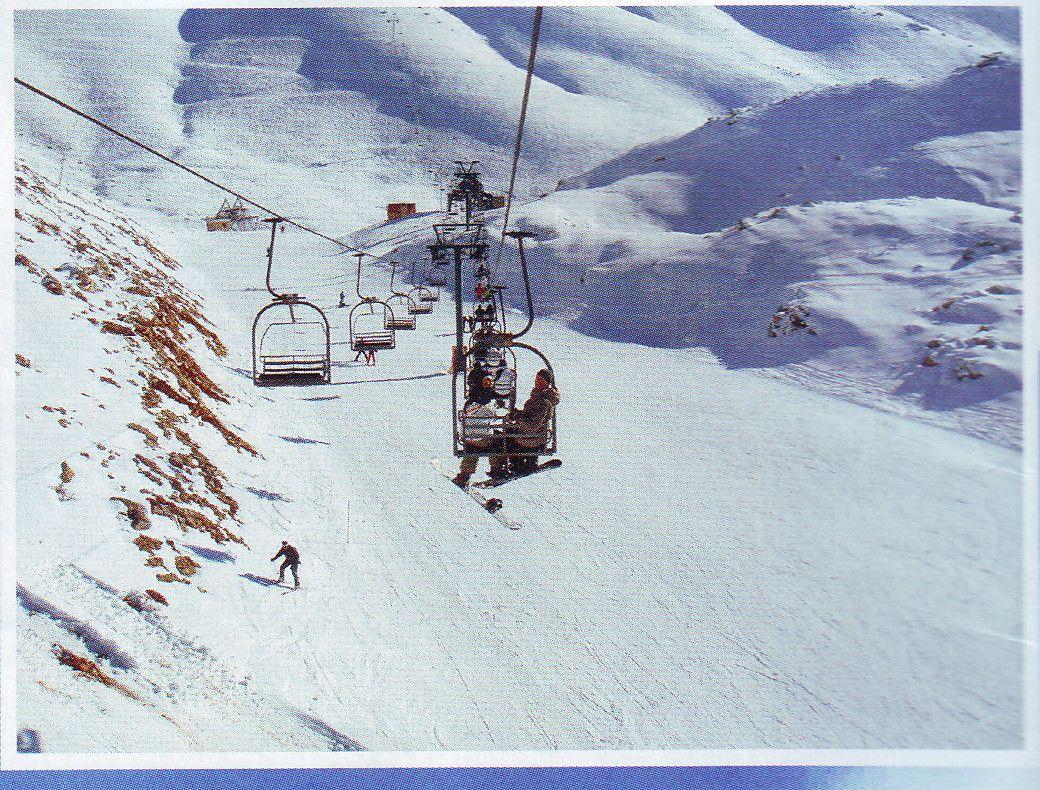 Tourism In Lebanon Ski Destination Tourism Ski Trip