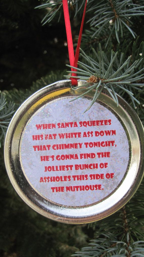 Griswold Christmas Vacation Ornament Funny Movie Quote