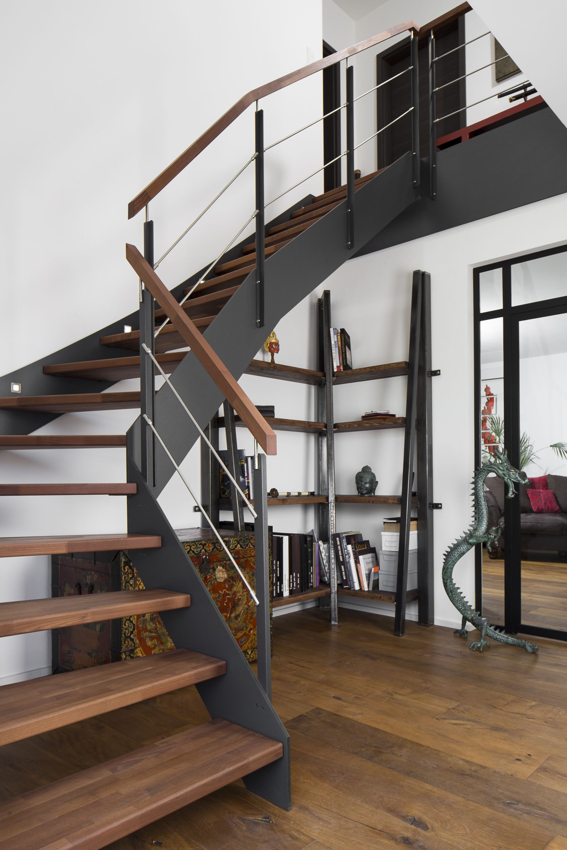 HPL Treppe kaufen: Treppenhersteller Treppenbau Voß. - Treppenbau ...
