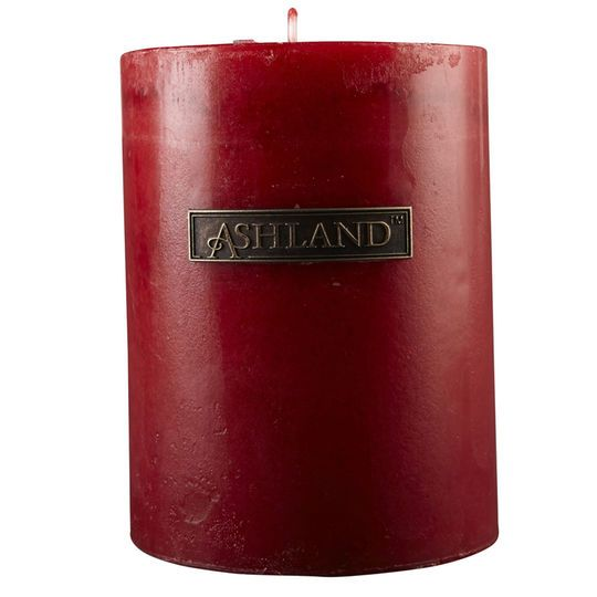 Juicy Apple Pillar Candle By Ashland Decor Scents