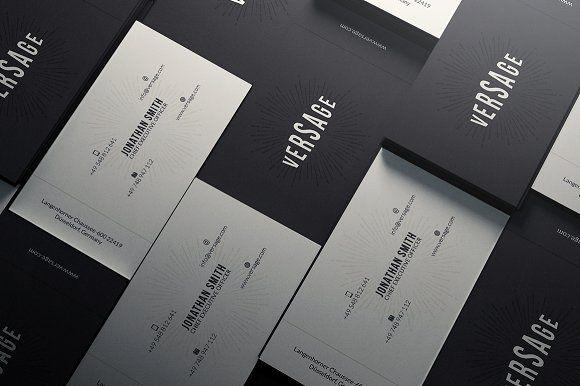 Simple elegant business card elegant business cards business simple elegant business card cheaphphosting Images