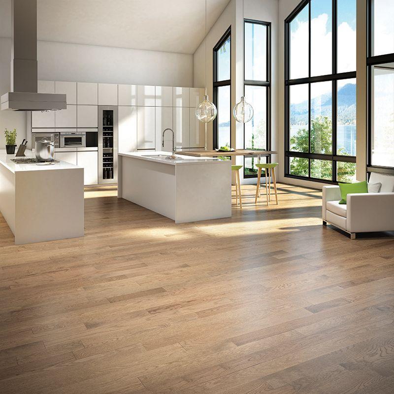 Mercier Wood Flooring Design Program Red Oak Color Shadow