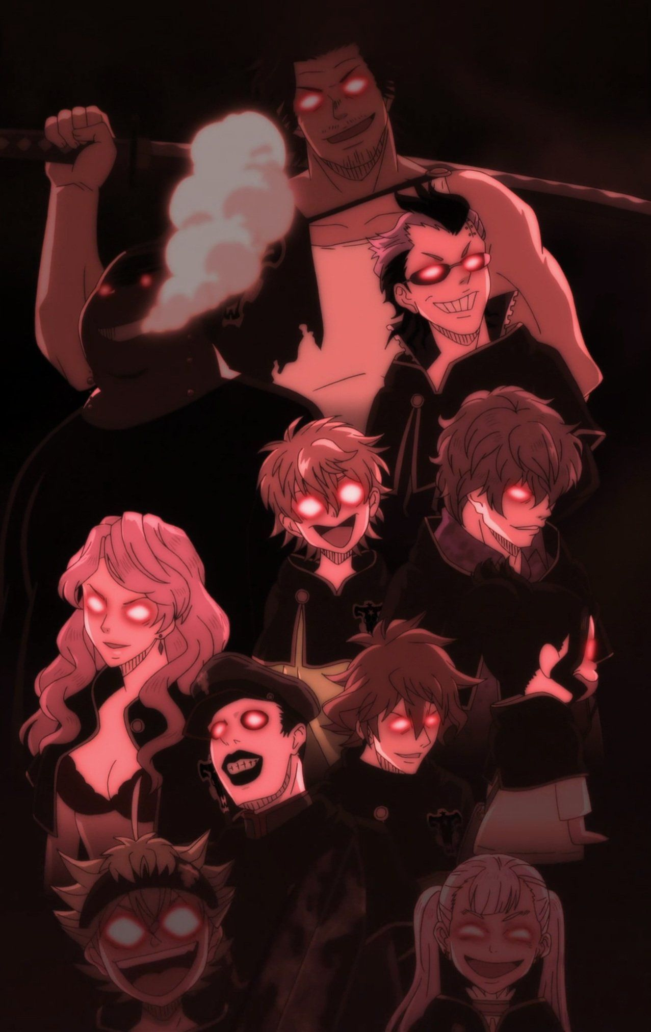 Pin By Orangeyouhappy On Black Clover Black Clover Manga Black Clover Anime Anime
