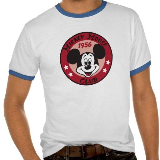 Mickey Mouse Club 1956 logo design T Shirt, Hoodie Sweatshirt