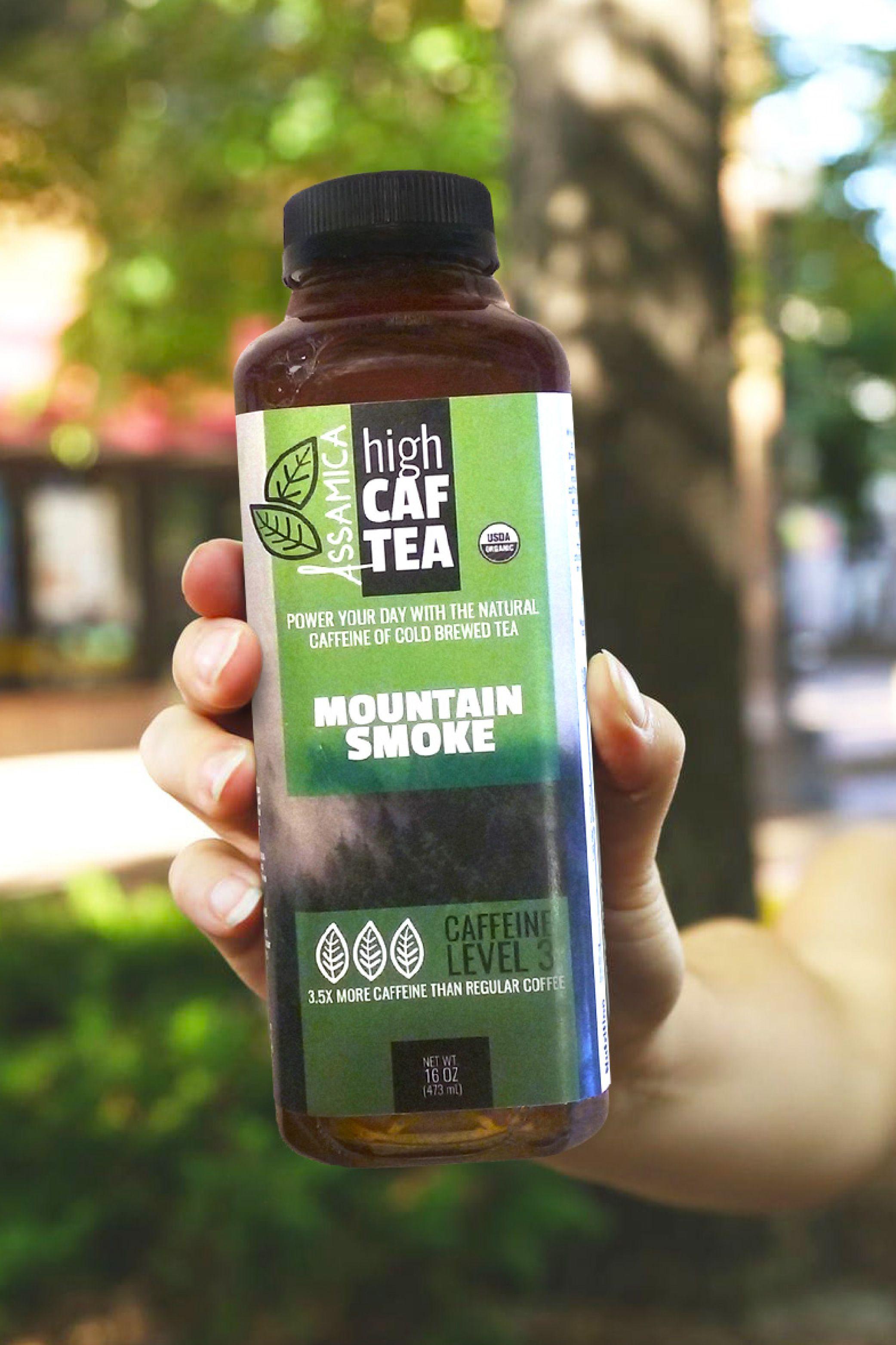 Highcaf tea assamica teas natural caffeine tea
