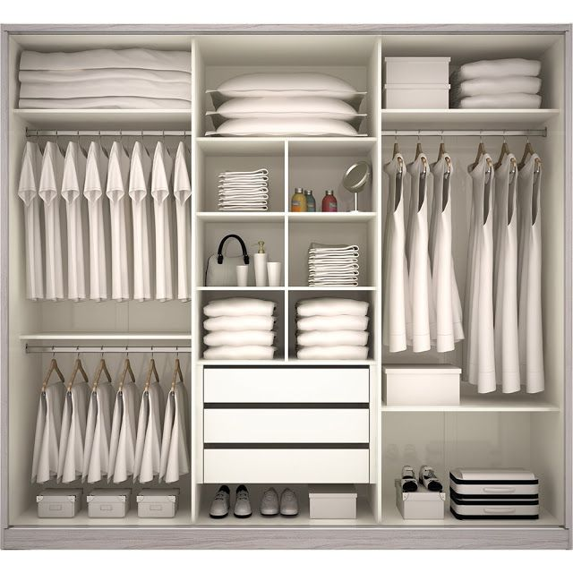 am nagement armoire placard dressing home sweet home pinterest espaces minuscules. Black Bedroom Furniture Sets. Home Design Ideas