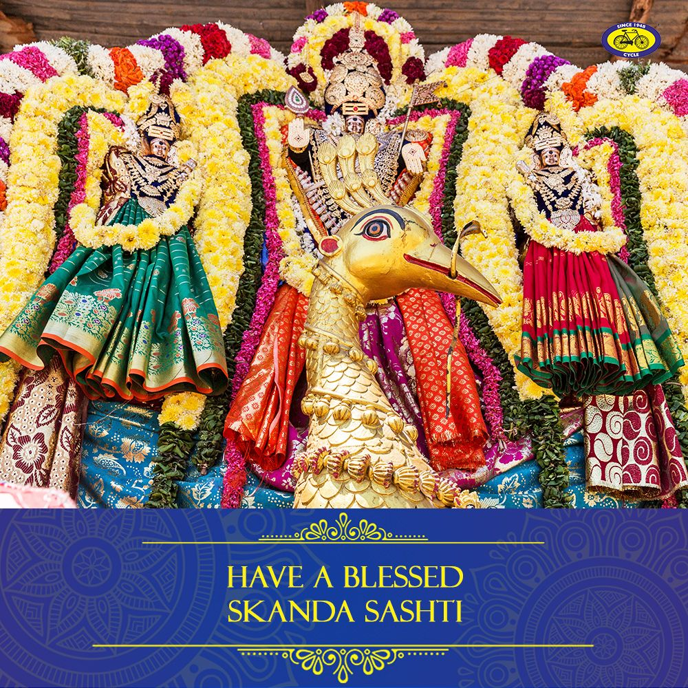 Skanda Sashti Is Celebrated Today 31st Of December 2019 In Honour Of Lord Shanmukha Lord Shanmukha Widely Popular As Muruga Blessed Pure Products Worship