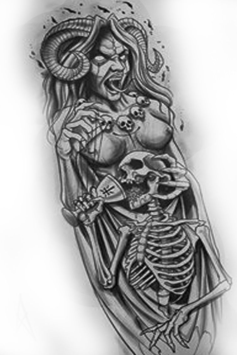 Pin Auf Skull Tattoo Designs