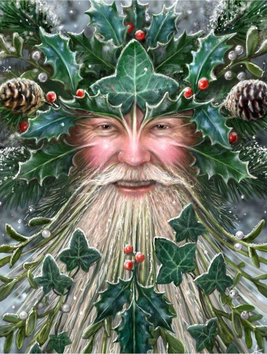 Albero Di Natale Yule.Spirit Of Yule By Ironshod Pagan Yule Pagan Christmas Yule