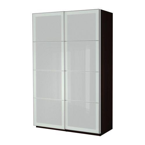IKEA PAX NEW Frosted Glass 59X26X93 489 (With images
