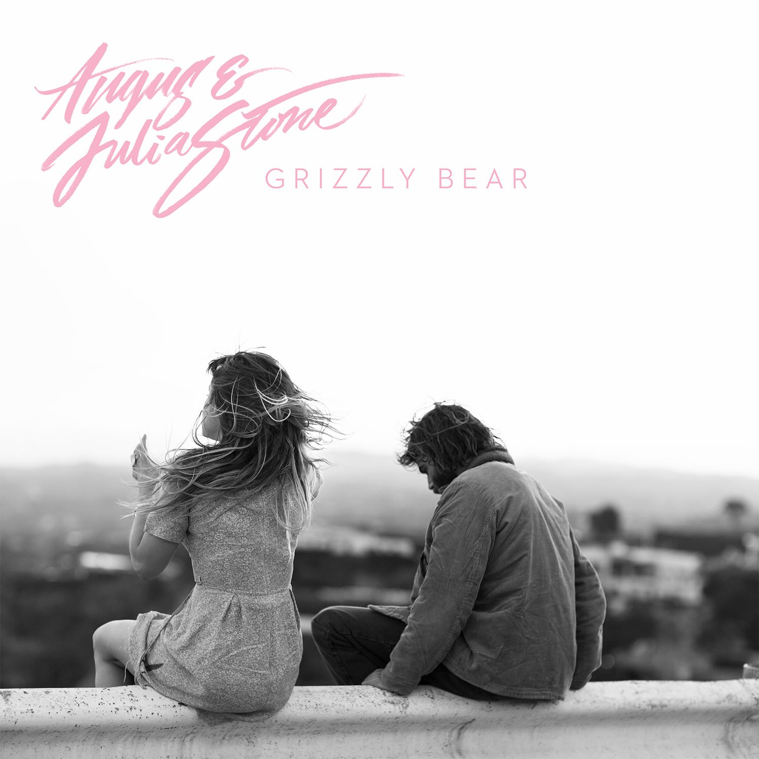 """ANGUS JULIA STONE """"Grizzly Bear"""" (Discograph 2014)"""