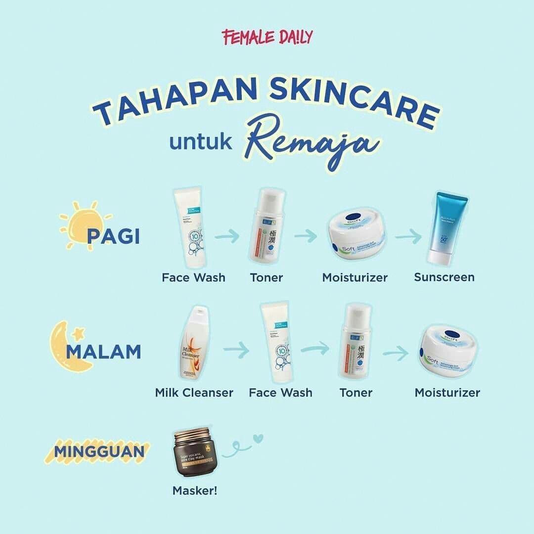 Skin Care Ultima Ii Untuk Kulit Berjerawat