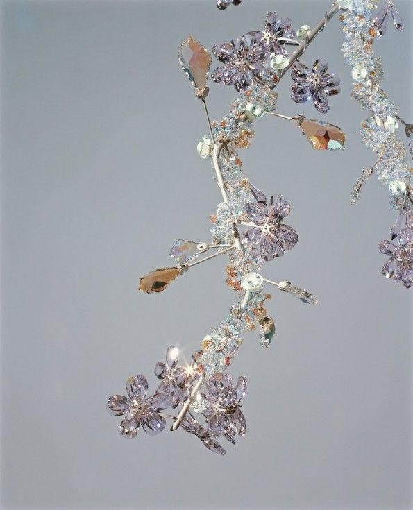 Tord Boontje Swarovski Blossom Chandelier