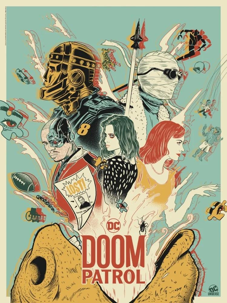 doom patrol season 2 episode 1 stream
