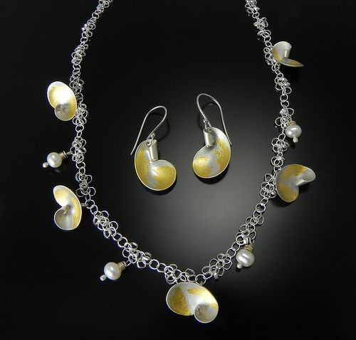 Jewelry by Judith Neugebauer at Smith Galleries JNJC NK472, EKA169SW