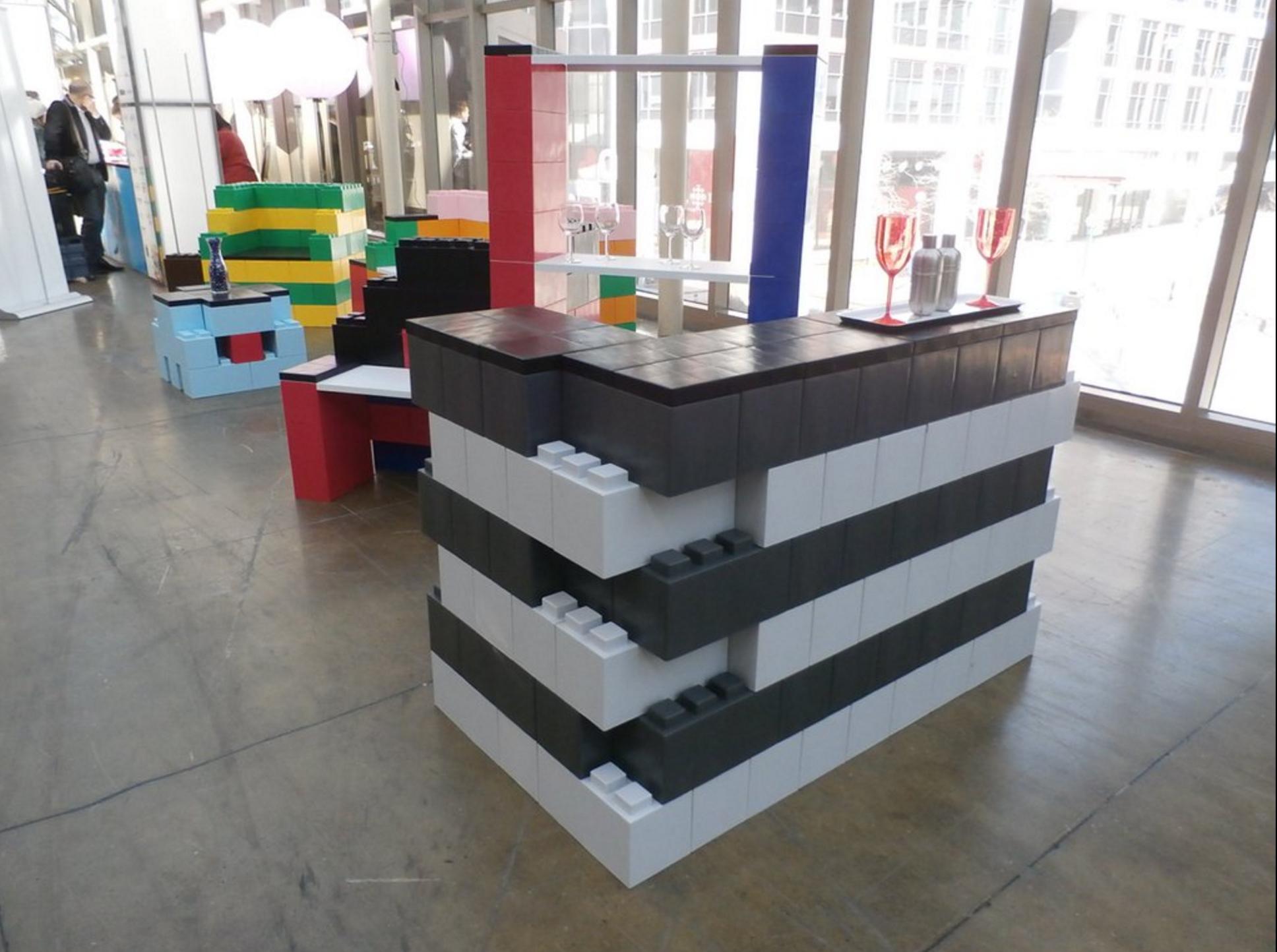 recepción #mostradores #eventos #instalaciones #ferias #diseño ...
