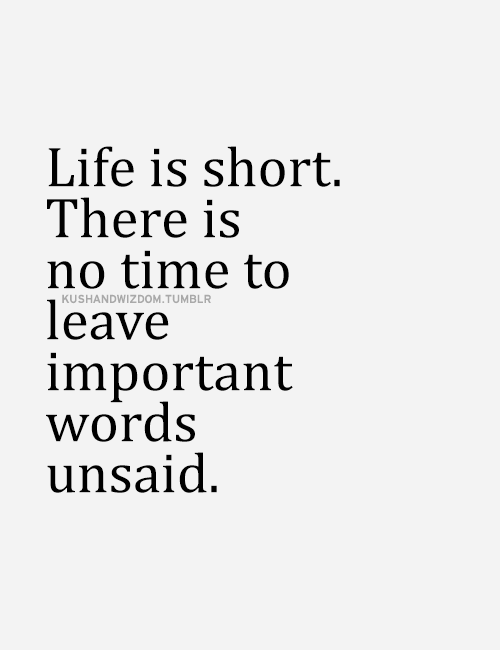 Life Is Short Images