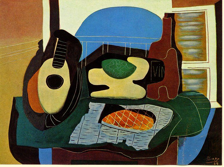 Still life with stone - Pablo Picasso   Favorite Art   Pinterest ...