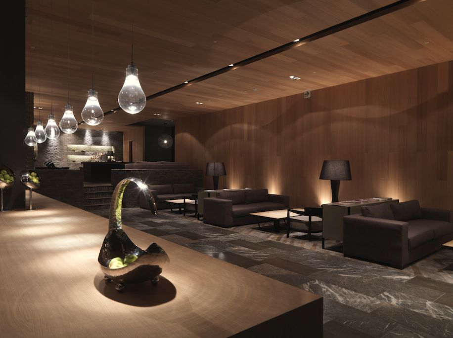 Anyone - your opinion on a business hotel design?