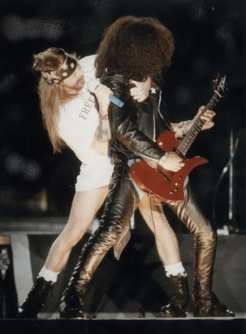 Axl&Slash