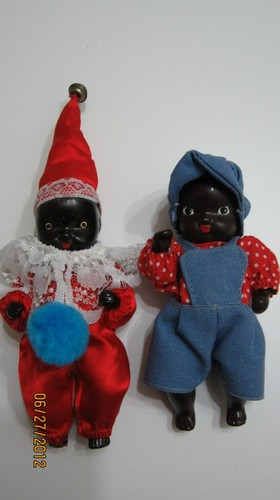 African American Old Black Baby Dolls