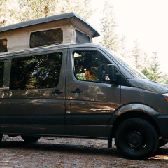 Campervan Air Conditioners Staying Cool for Vanlife in