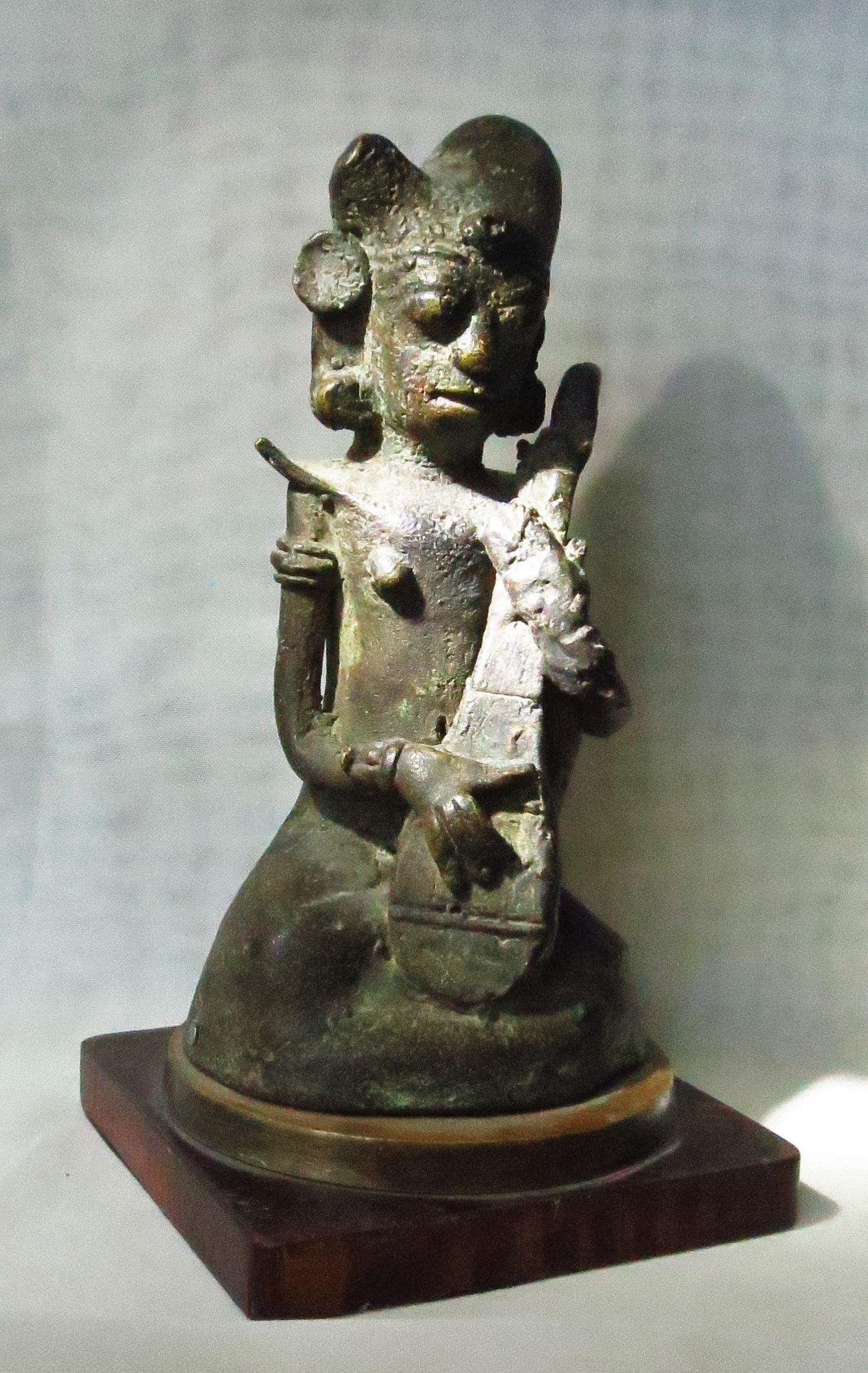 Celebes c. 1400. Rante Pao