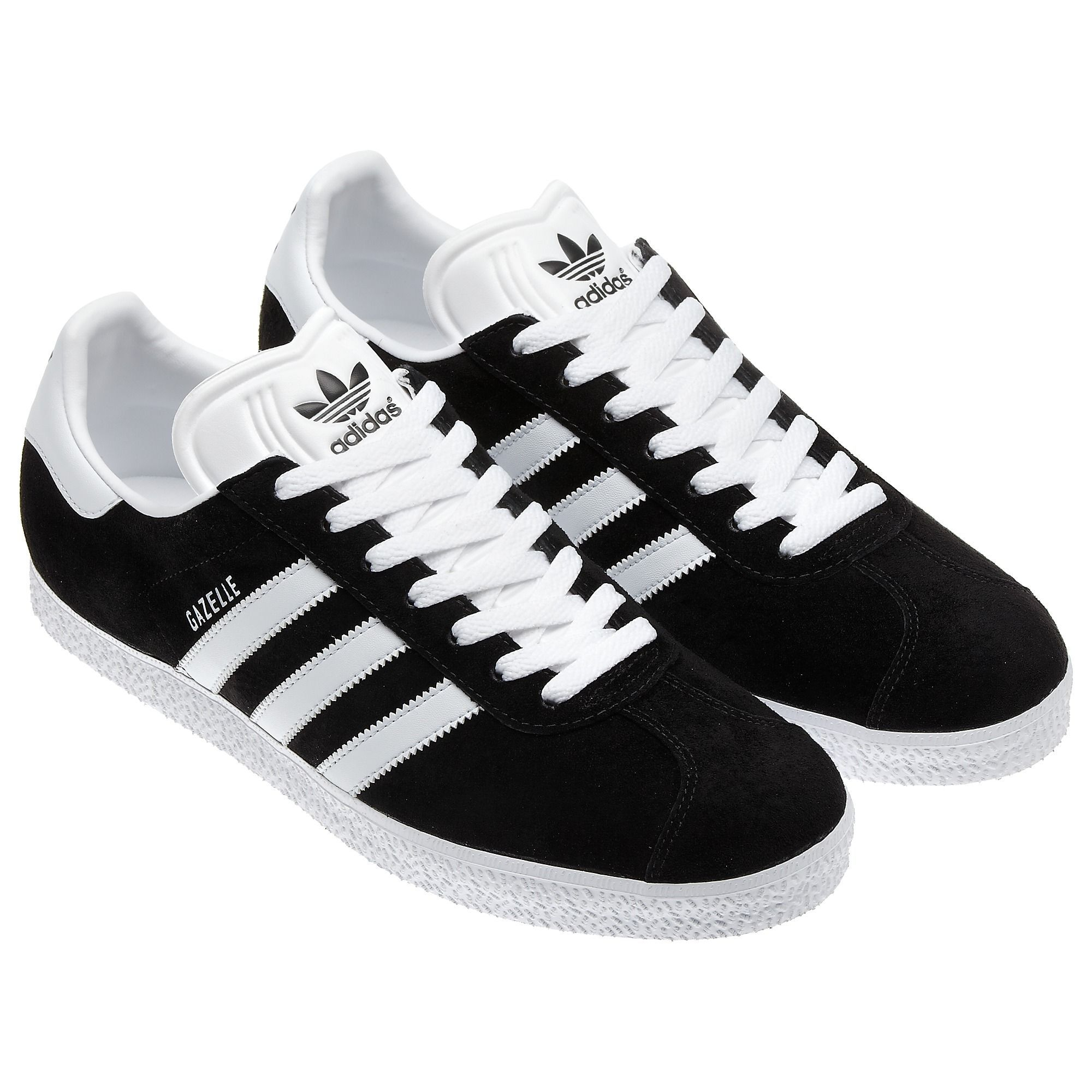 best loved df2ca 64788 adidas - Gazelle Shoes Black  Running White 032622 ADIDAS Mens Shoes  Running - http