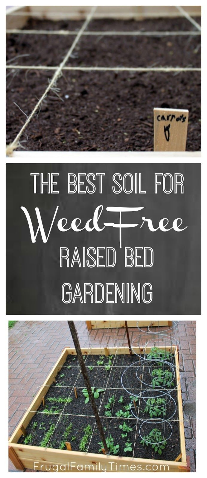 Growing Vegetables in our Driveway The Best Soil for Raised Garden