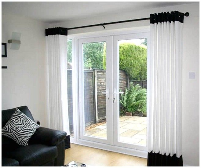 Window Ideas To The Patio Pictures Of Blinds Treatment And