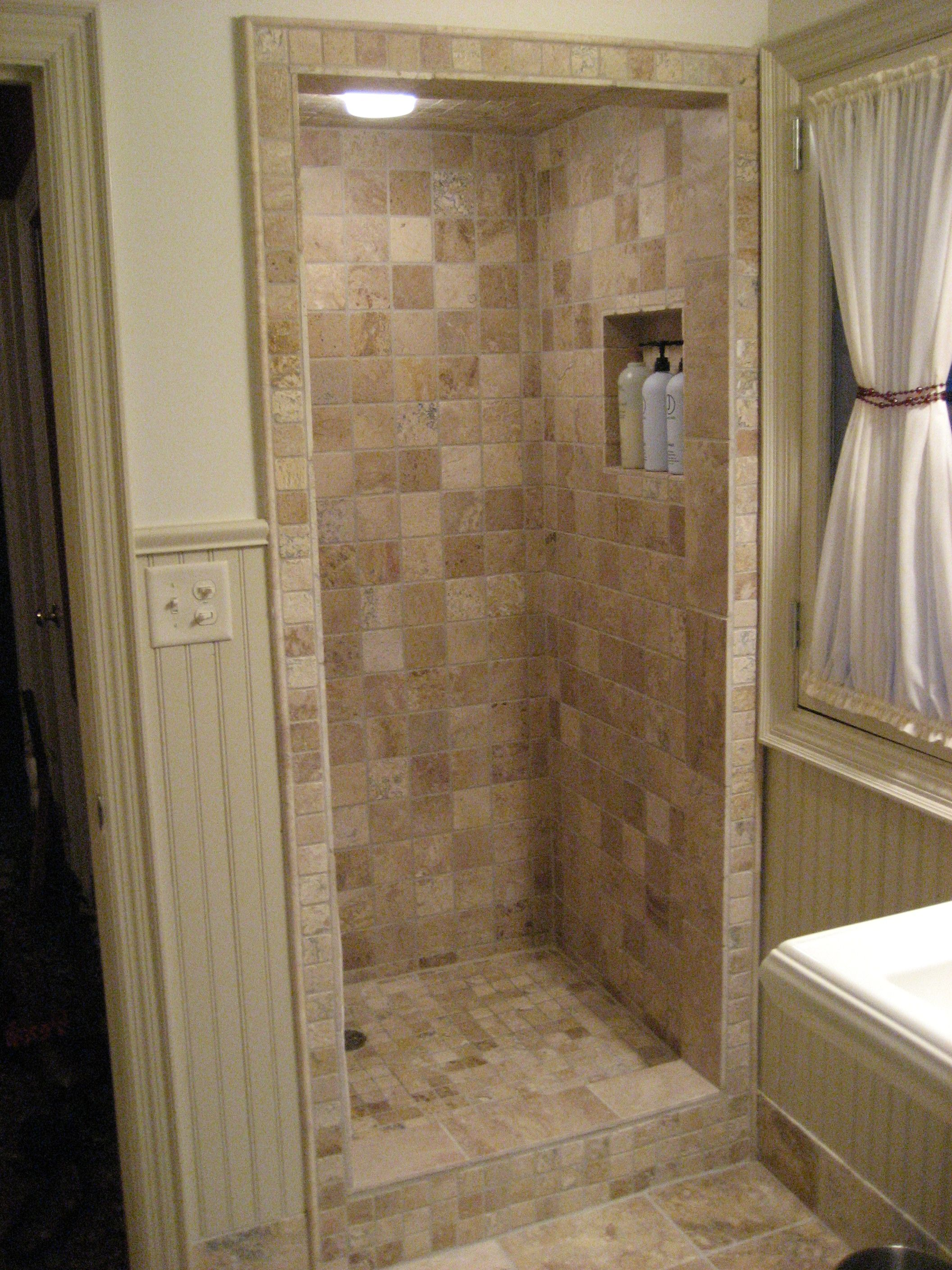 Tiling By Santana (Com) Fox Point Small But Elaborate Natural