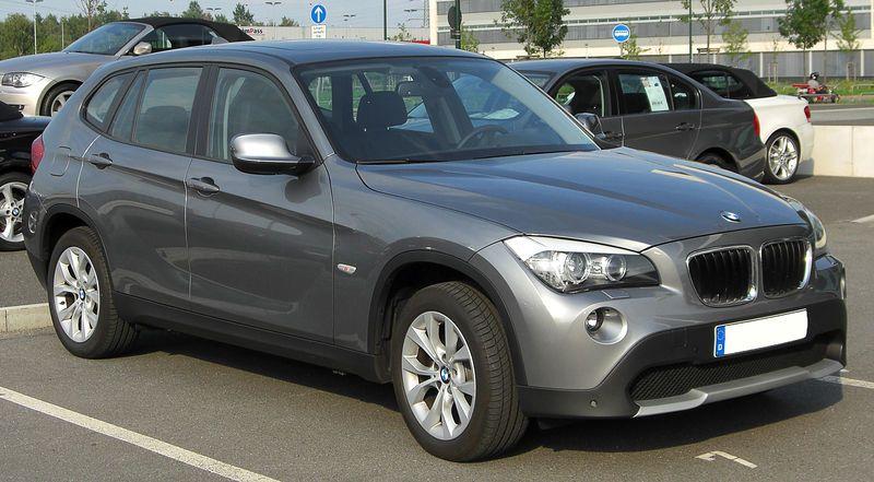 File:BMW X1 (E84) front 20100814.jpg