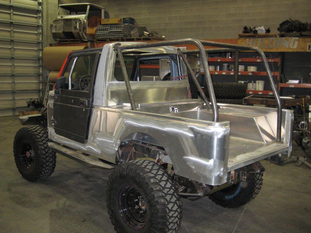 6010 Lwb Suzuki Samurai Body Hard Bodies By Aqualu Industries