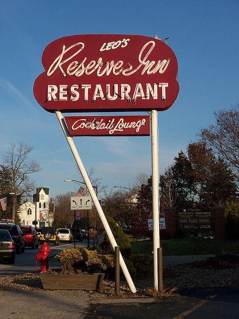 Leo S Reserve Inn Restaurant Hudson Ohio With Images