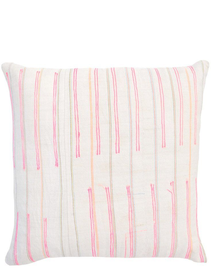 Vintage Hill Tribe Pillow, No. 04