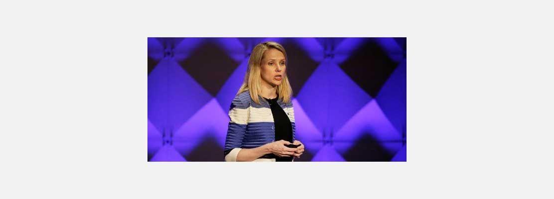 Yahoo: Marissa Mayer bekäme bei Rauswurf 55 Millionen Dollar