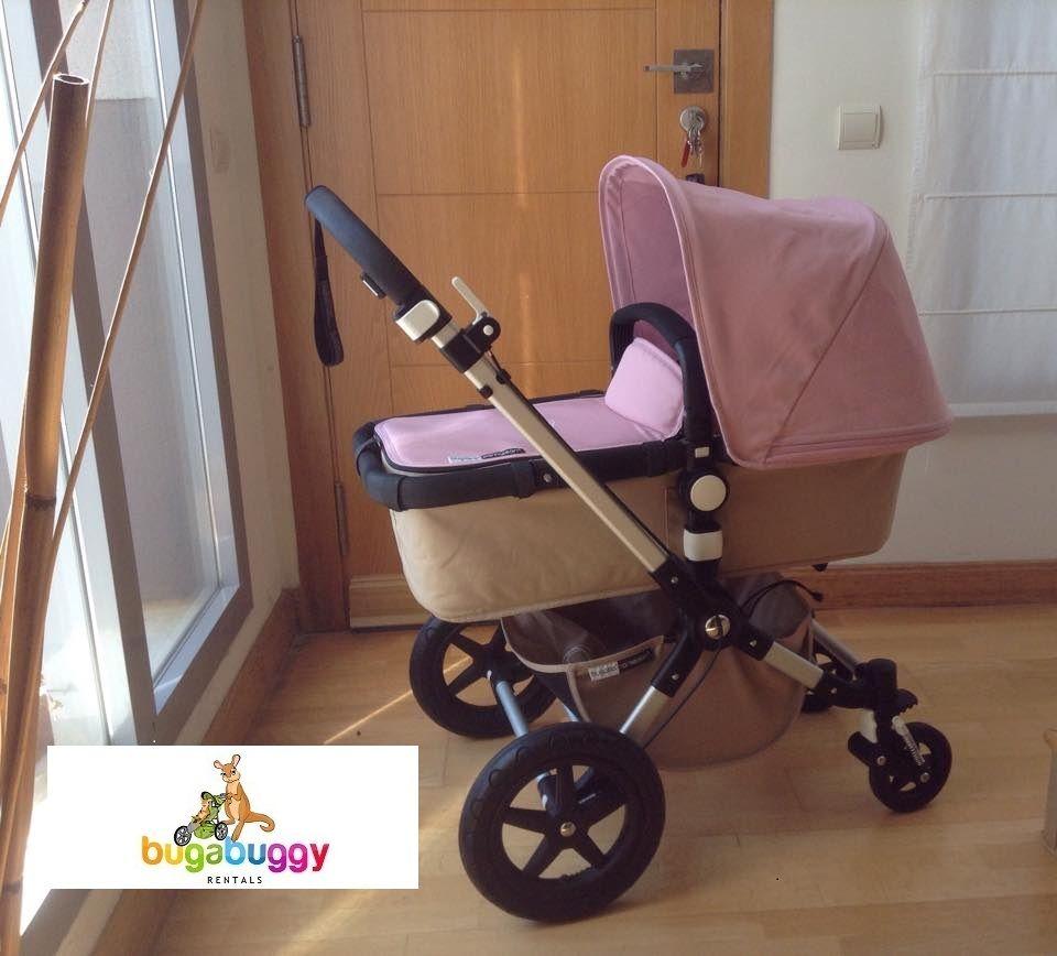 Nos encanta esta combinacion de colores en el bugaboo cameleon precioso si vas a ser mam - Alquiler coche con silla bebe ...