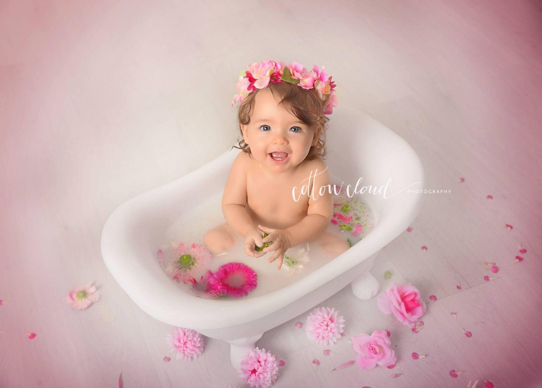 Cotton Cloud Photography Sydney - Milk Bath session Minis!!!! Baby ...