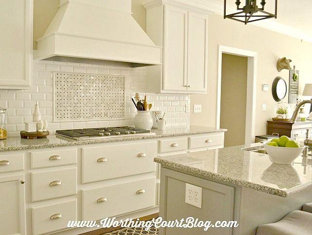 The New Kitchen Backsplash Kitchen Remodel New Kitchen Kitchen