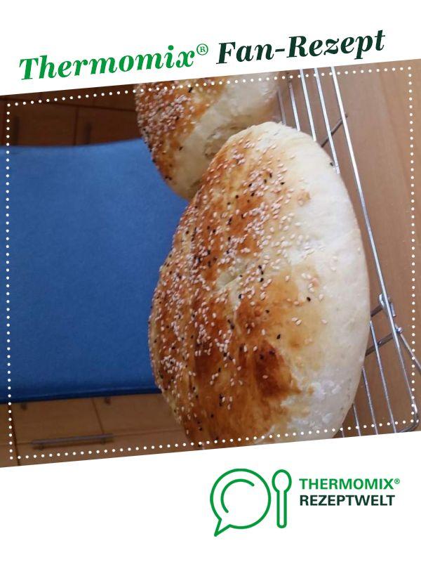 Das weltbeste Fladenbrot #pancakecasserole