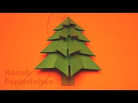 Papierfalten - YouTube