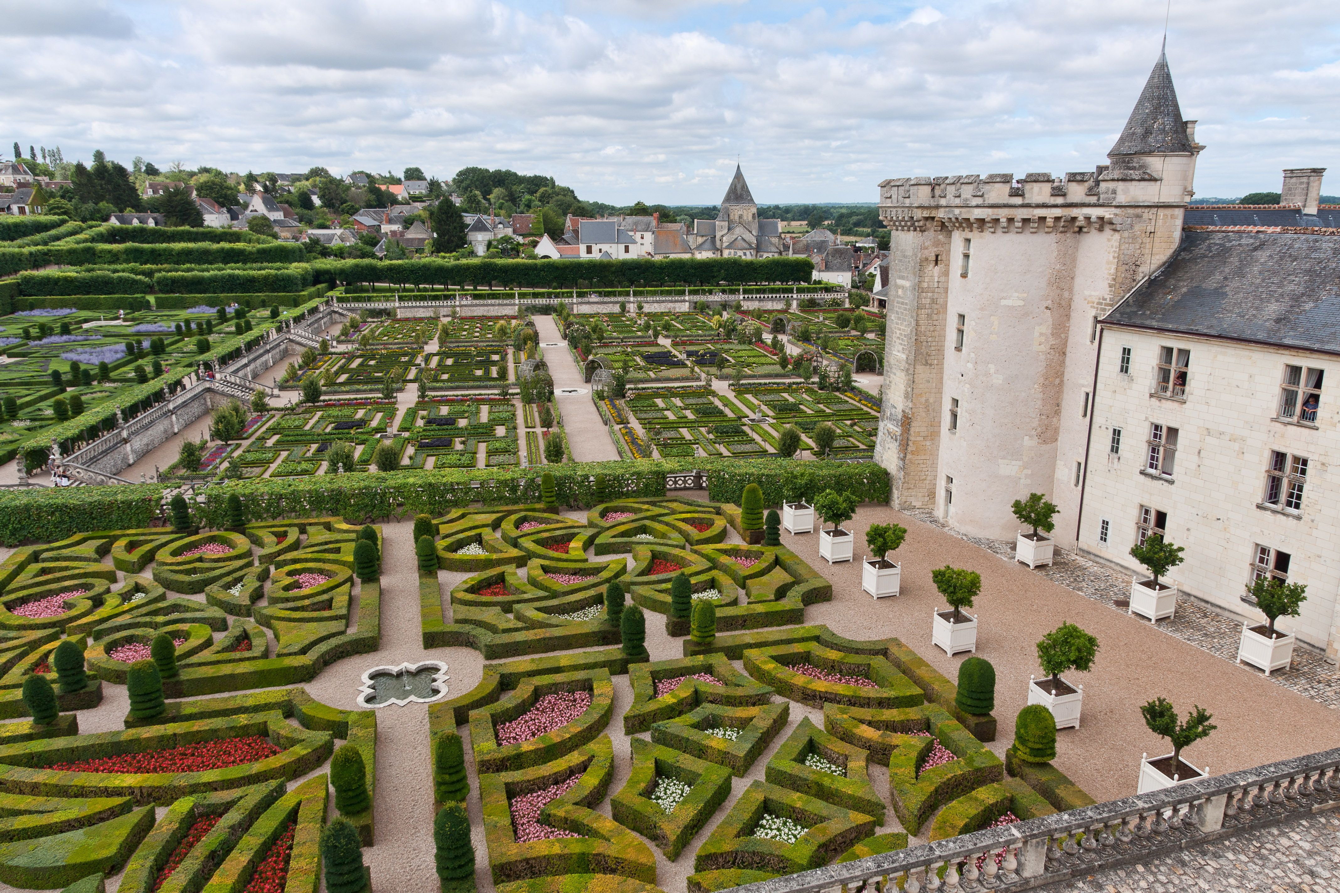 Gardens Of The French Renaissance French Renaissance Renaissance Gardens Famous Gardens Most Beautiful Gardens