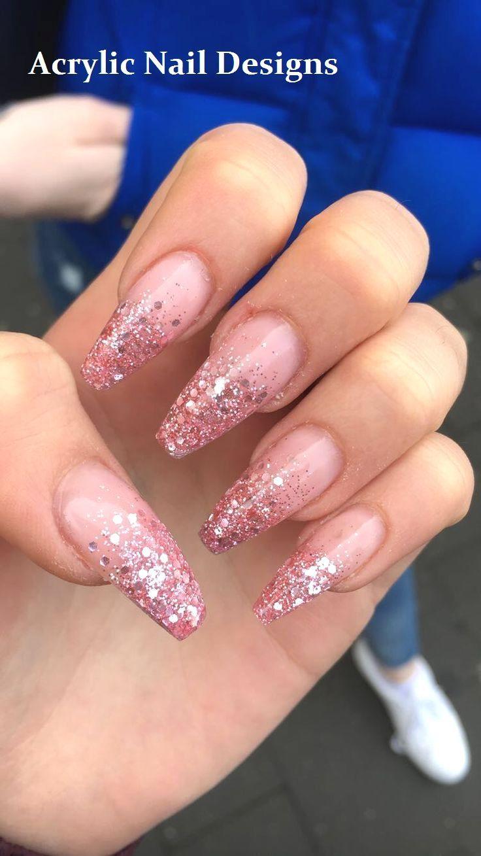 20 TOLLE IDEEN, WIE SIE ACRYLNÄGEL SELBST HERSTELLEN KÖNNEN #nail – Nails – #Acrylic #g …