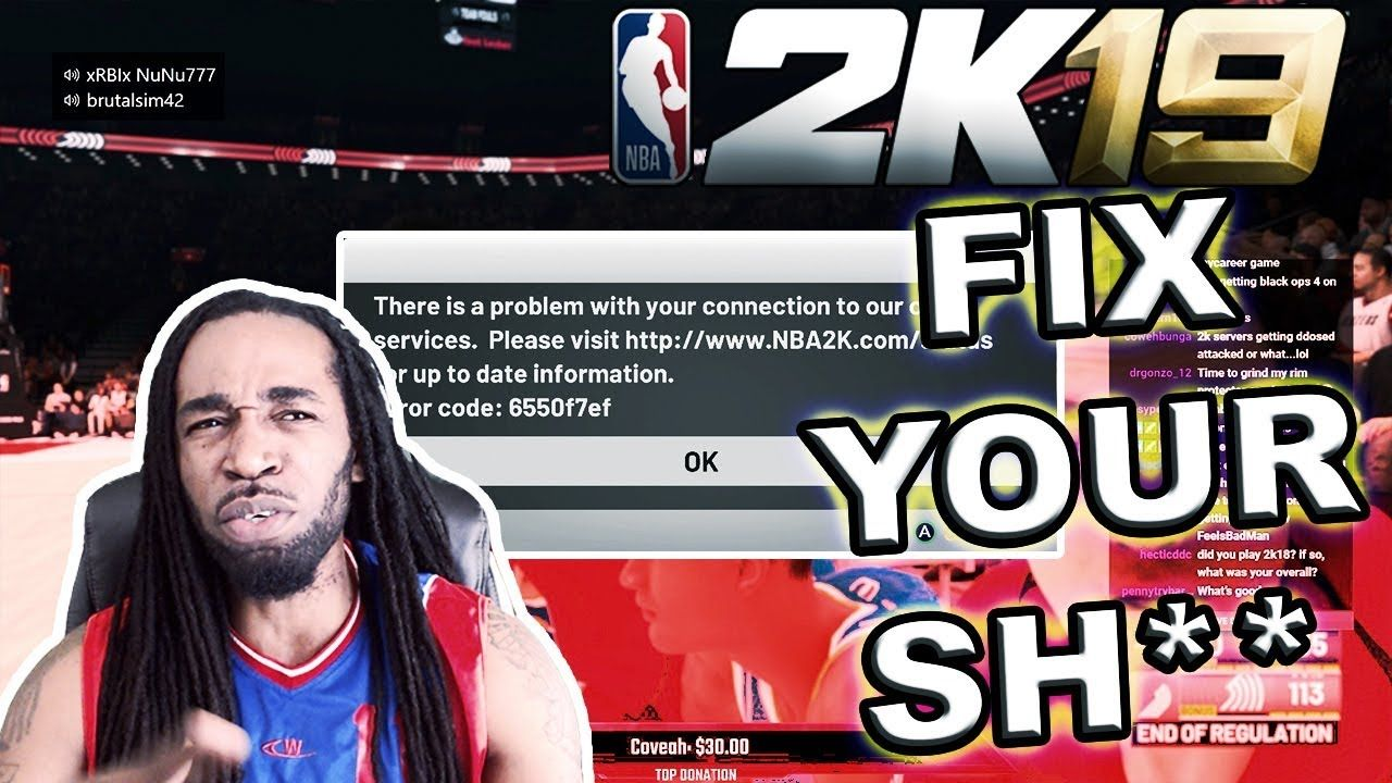 FIX YOUR GAME NBA 2K19 (THE WINDOW IS CLOSING) - NBA 2K19