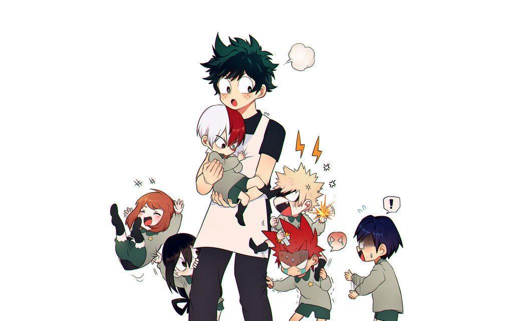 Izuku Midoriya Funny Anime Boys Anime Wallpaper My Hero Boku No Hero Academia Hero