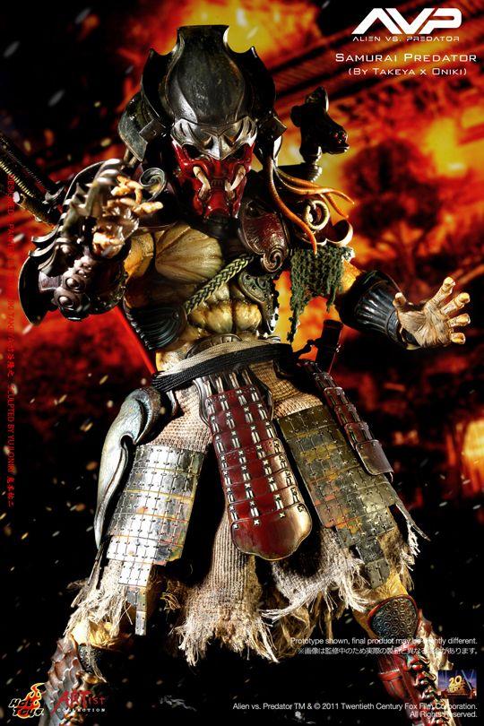 47+ Predator samurai ideas