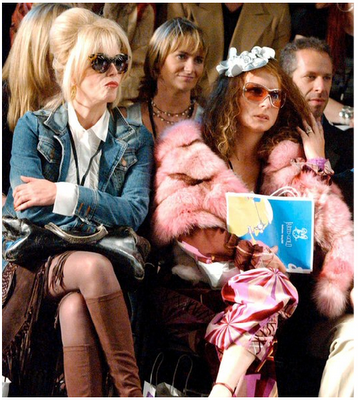 Absolutely Fabulous..LOVED this show